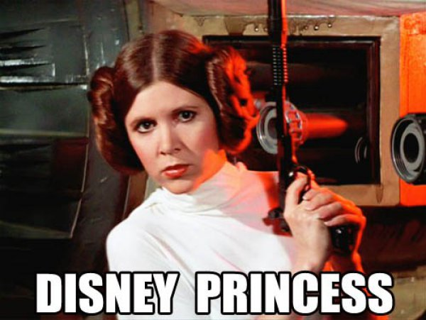Princess Leia Disney