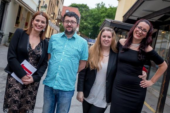 Autori knjige: Ana Penović, Boris Ličina, Milica Cetinić i Irena Rašeta