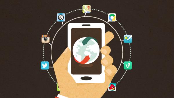 Infografika: 10 aplikacija koje su promijenile svijet