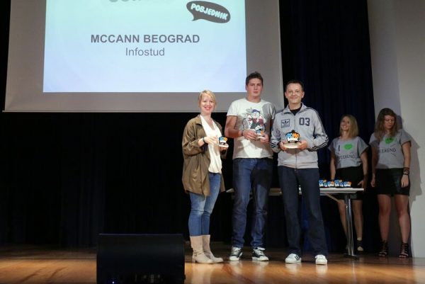 SoMo Content - pobjednik McCann Beograd